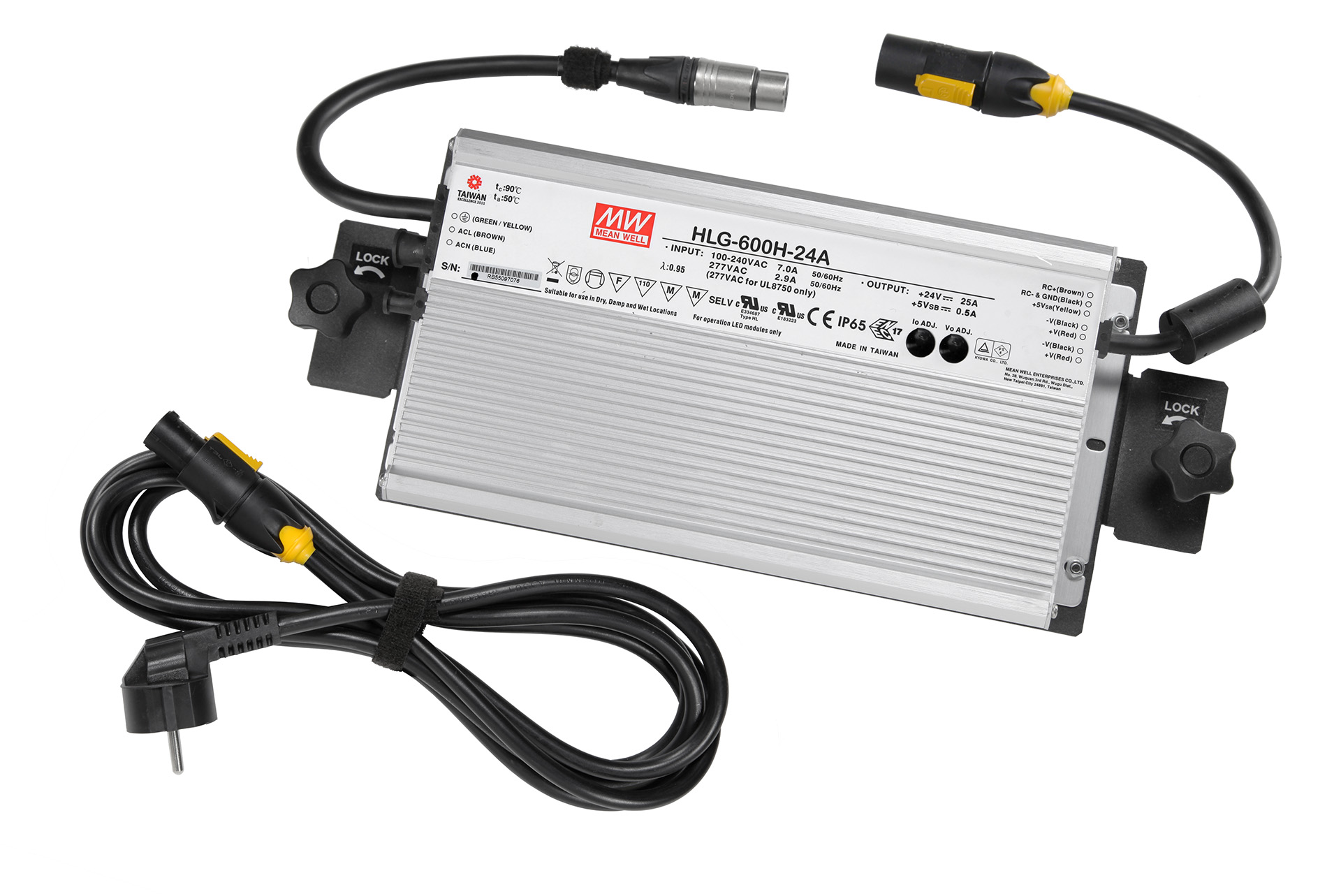 AC PSU VELVET Power 2X2