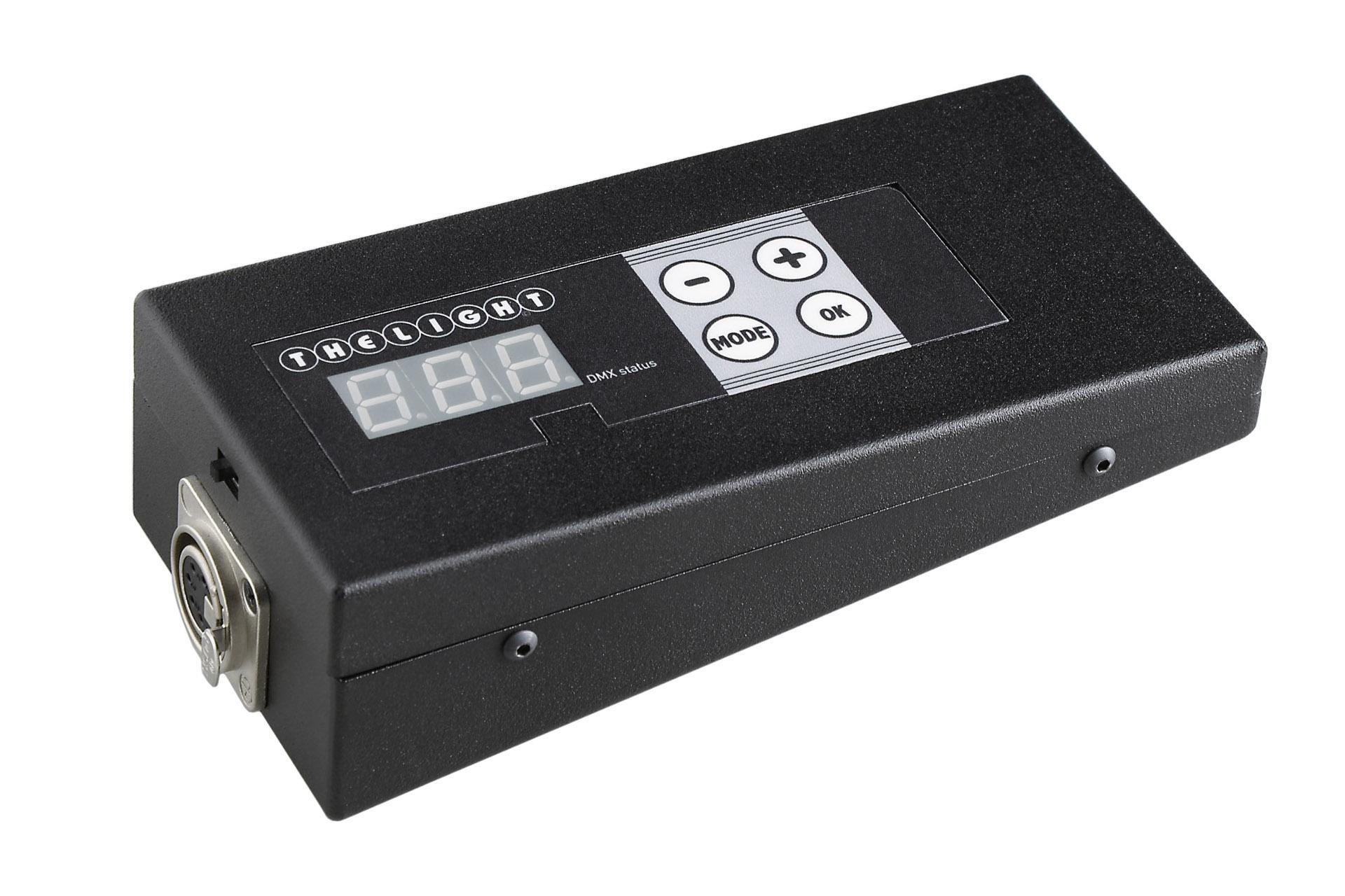 VELVET DMX Remote control