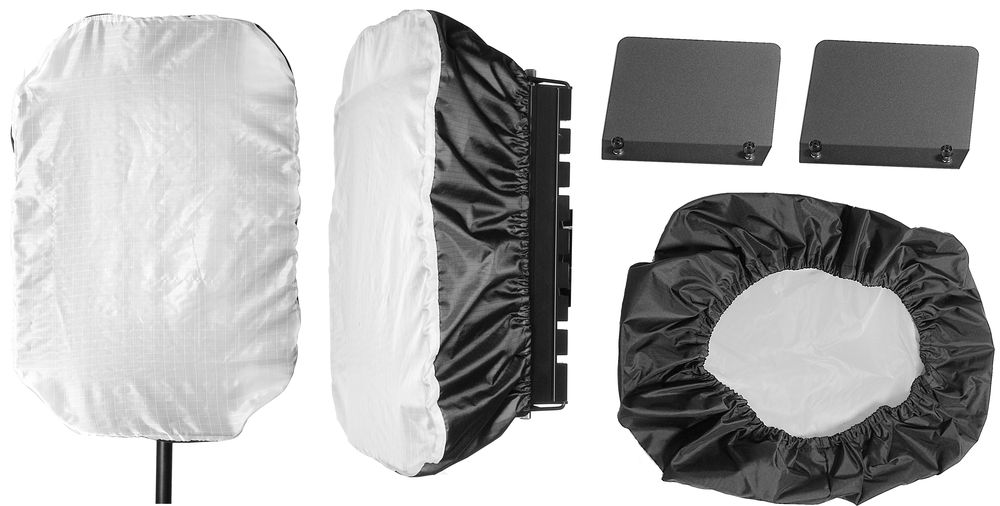 3LIGHT softbox kit