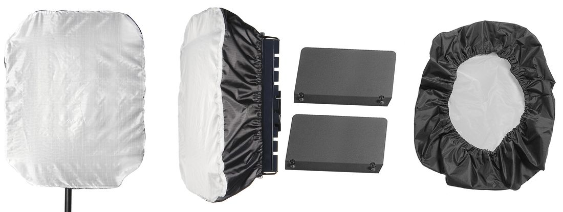 6LIGHT kit softbox