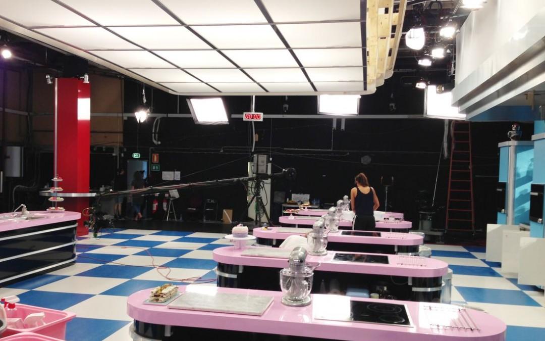 Denmark SBS TV cook show2