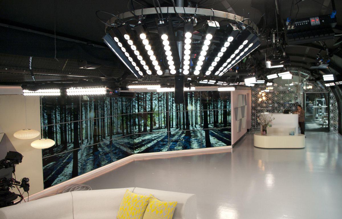TV2 Copenhaguen studio Spacelight