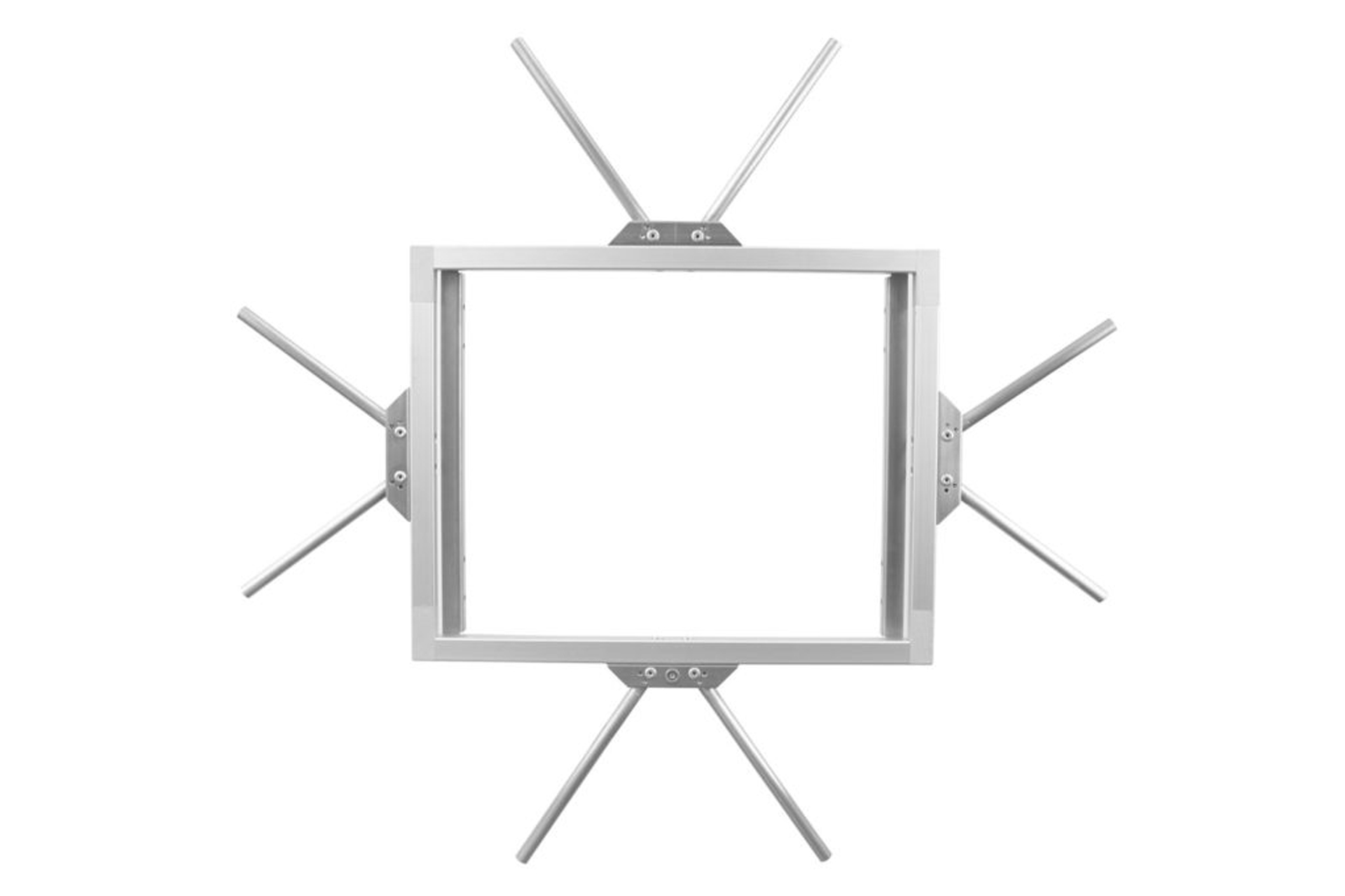 Rabbit Ears Aluminum frame for VELVET 1 Panel