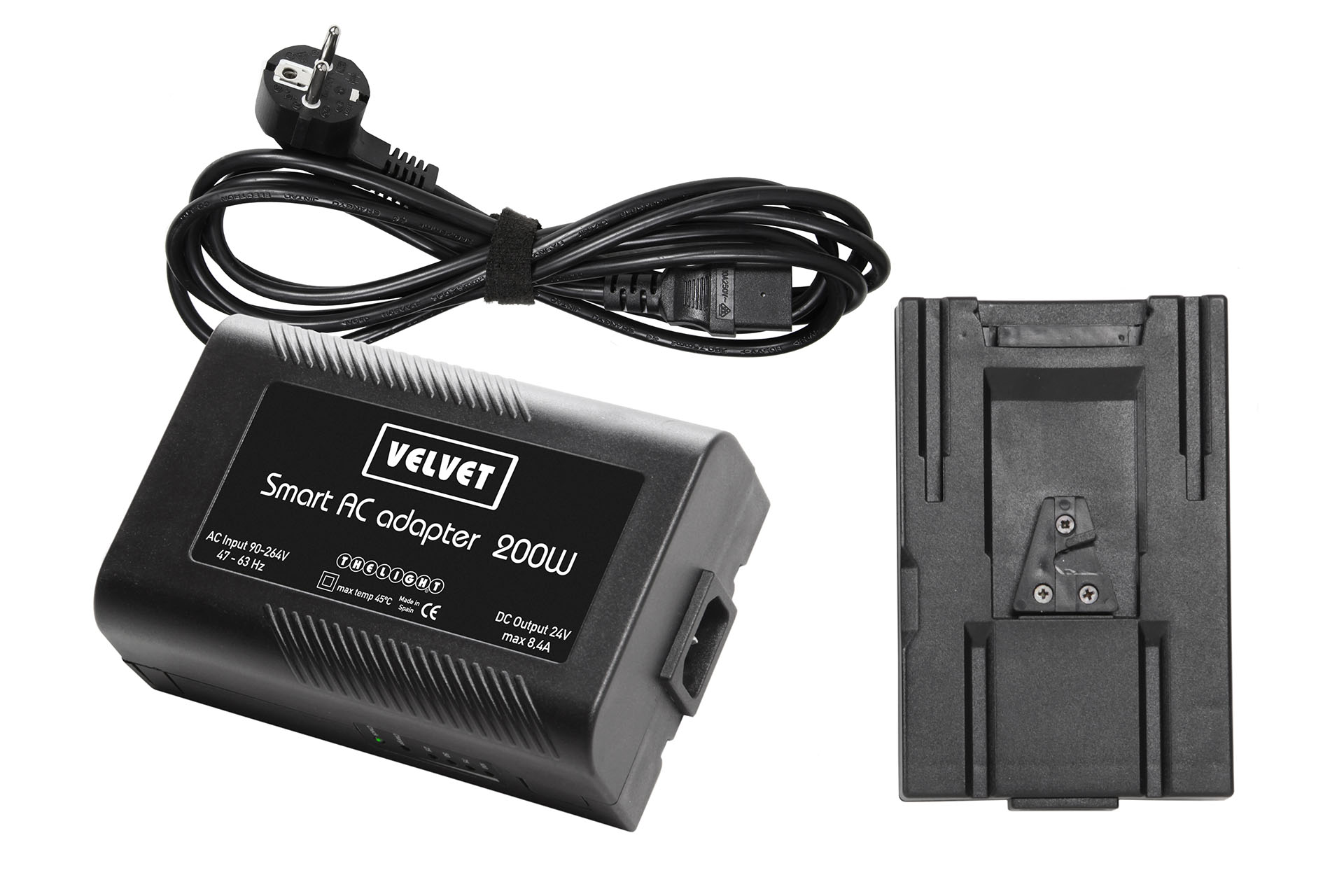 VELVET MINI 1 Smart Vlock AC adapter