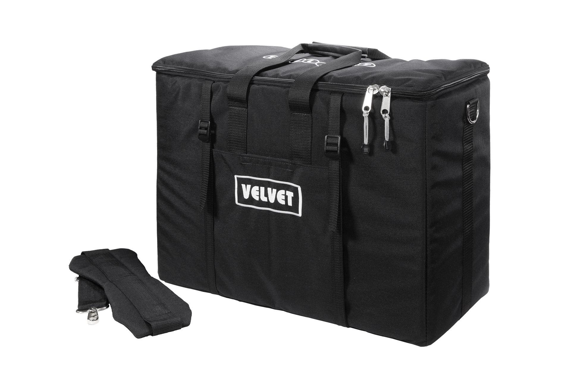 VL1x2-Bag Cordura bag for 2x VELVET 1 kits