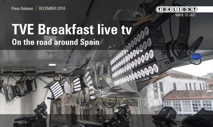 Los Desayunos de TVE recorren España