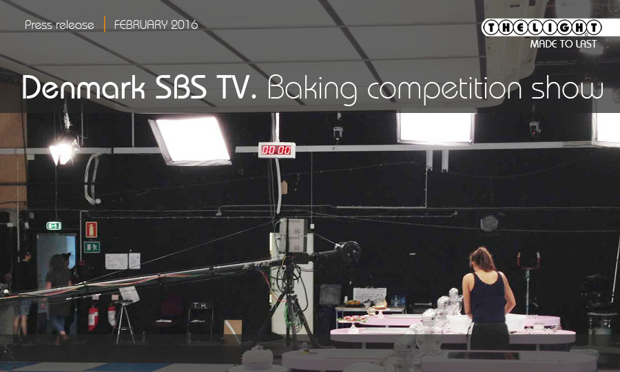 Denmark SBS TV – Kanal 5: baking competition show