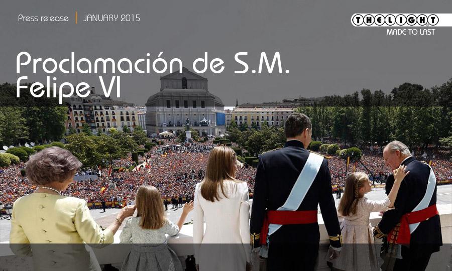 Proclamación de S.M. el Rey Felipe VI  Especiales informativos de TVE