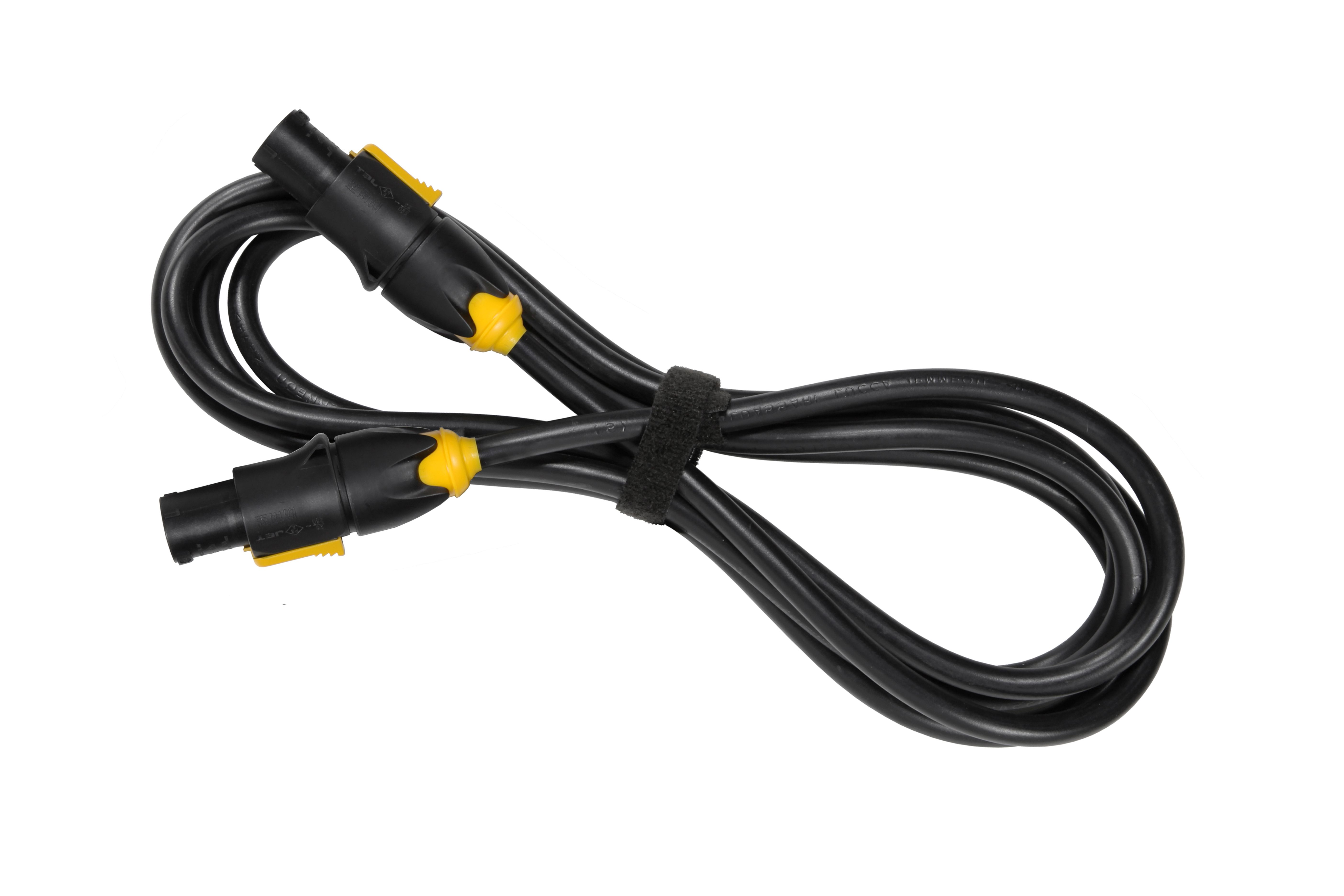 PowerCon TRUE1 daisy-chain cable 2 meters